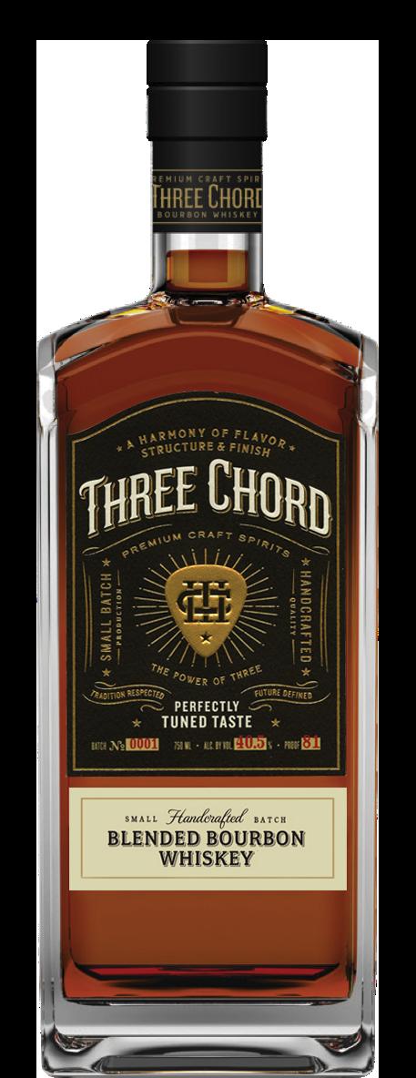 Three Chord Bourbon - Perfectly Tuned Taste